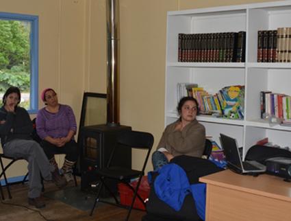 Conversatorio de Ecoturismo en Melimoyu
