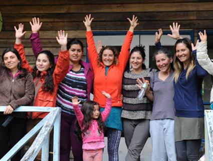 Jornada de Autocuidado para Mujeres de Melimoyu