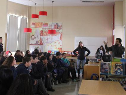 Fundación MERI en los colegios