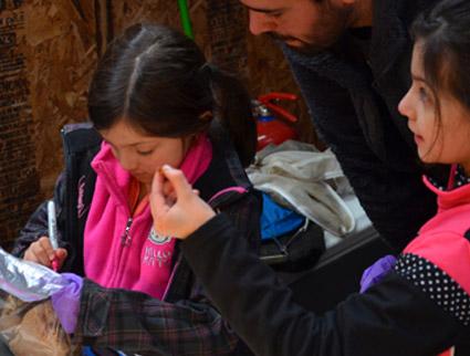 Costa Humboldt visitó la Reserva Natural Melimoyu