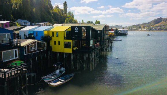 Fundación MERI se despliega en Chiloé y el Golfo de Corcovado