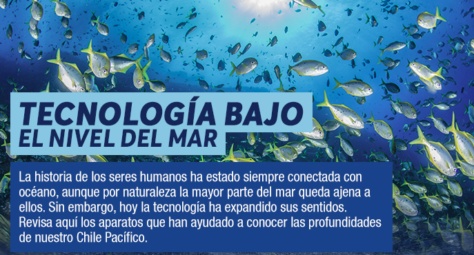 [Emol] Tecnología bajo el nivel del mar: ¿Cómo son los aparatos que se utilizan para estudiar el océano de nuestro país?