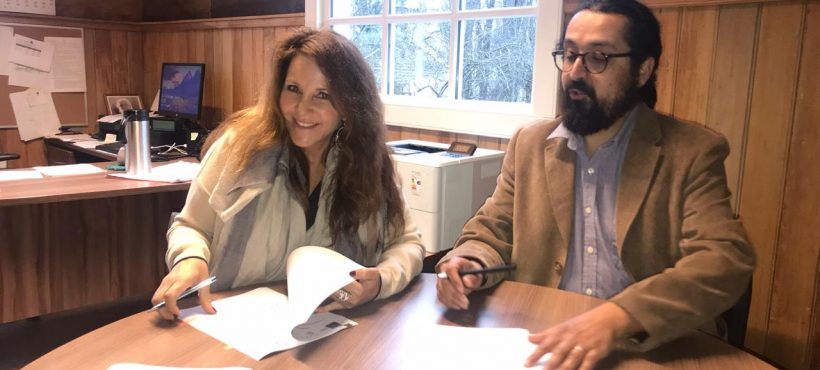 Fundación MERI y museo regional de Aysén firman convenio de colaboración para promoción de la investigación científica y educativa